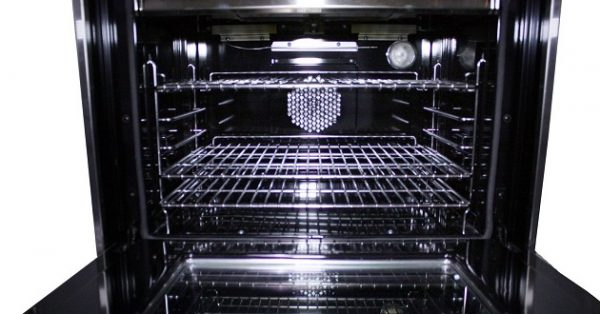 How to Clean Black Porcelain Wolf Oven
