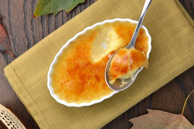fall creme brulee flavors
