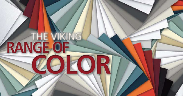Viking Range Color Chart
