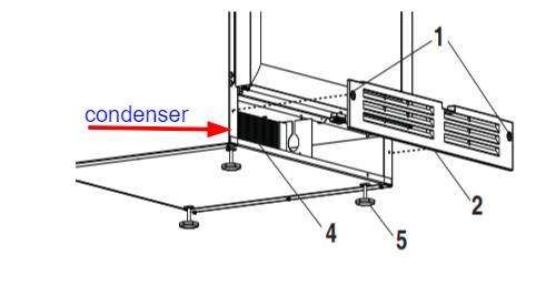 clean-U-Line-condenser