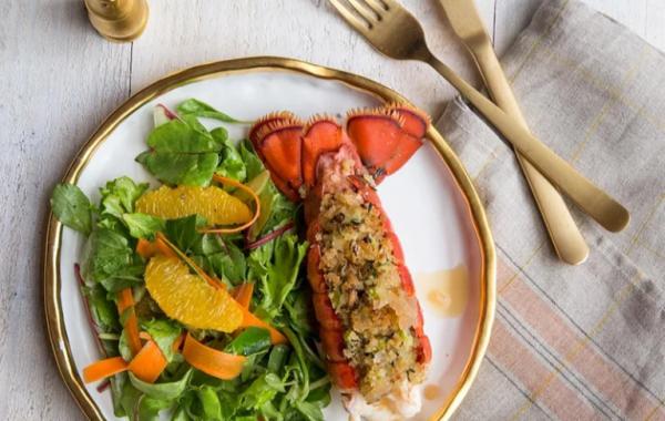 thanksgiving lobster