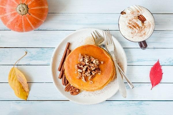 pumpkin spice breakfast recipe